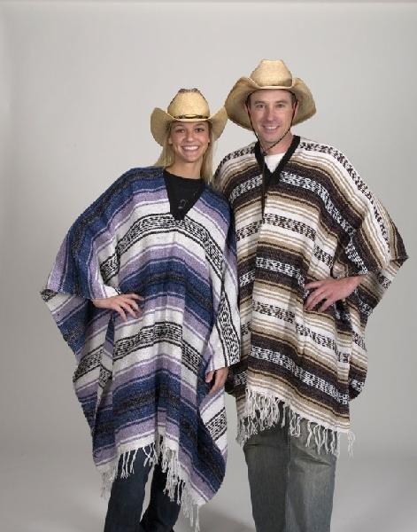 Koskenkorva West Ranch - Jari Mäki Oy - Mexican-poncho f391675dde
