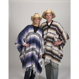 Mexican-poncho