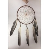 Dream Catcher - Natural 6""