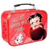 Lunch Box Betty Boop