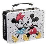 Lunch Box Mickey & Minnie Mouse