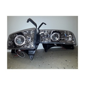 Ajovalo vasen angel eyes Dodge Ram 1994-2002