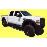 Lokasuojan levikesarja Ford F250 / F350 2008-2011 *BOLT ON STYLE