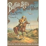 "Buffalo Bill- juliste ""white eagle"""