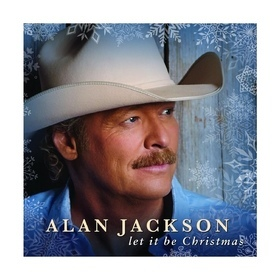 CD-levy: Alan Jackson - Let it be Christmas