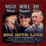 CD levy: Big hits live