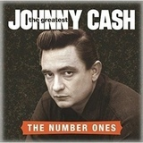 CD levy: Johnny Cash - The number ones