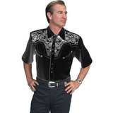 Scully - westernpaita lyhythinainen