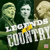 CD-levy: Legends Of Country 2 - Always On My Mind