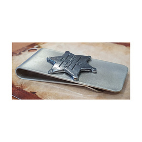 Money Clip -setelipidike Sheriff