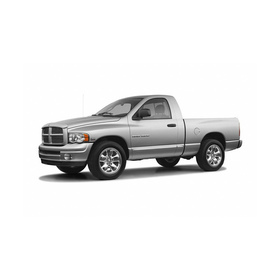 Sivulasivisiirit 2-osaa Dodge Ram Regular Cab 2003-2009