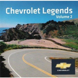 CD-levy: Chevrolet Legends Vol.2