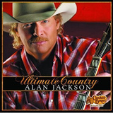 CD-levy: Alan Jackson - Ultimate Country