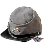 Civil War Cap (harmaa)