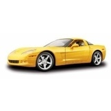 Chevrolet Corvette Coupe vm. 2005