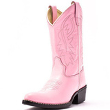 Lasten bootsi Old West Pink