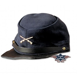 Civil War Cap (sininen)