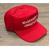 Virallinen Trump-lippalakki MAKE AMERICA GREAT AGAIN
