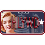 Rekisterikilpi Marilyn Hollywood