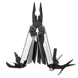 Leatherman Wave Black & Silver