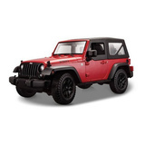 "Jeep Wrangler ""Willys"" vm. 2014"