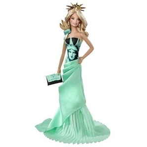 Barbie Collector - Statue of Liberty