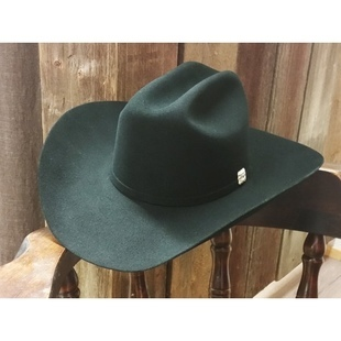Stetson 150th Anniversary Spirit Black 6X