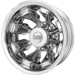Kromivanne Dually American Racing  6x16""